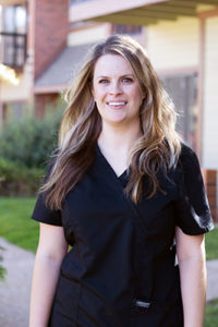 Amber Morris, BSN, RN, Lead Registered Nurse Of IV Therapy Denver