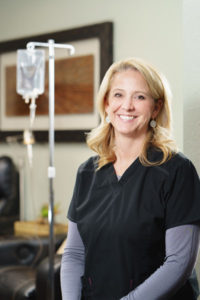 Tara Cox, RN, CRNI—Denver IV Therapy Director, Executive Clinic Director